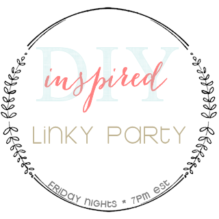 Linky Party: DIY Inspired No. 5 + Target Gift Card Giveaway
