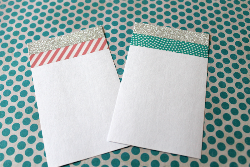 DIY Notepads - covers