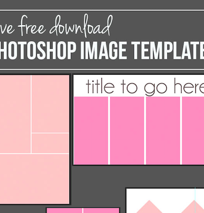 Free Downloadable Photoshop Image Collage | Home Coming for thegirlcreative.com