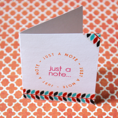 Simple Note Cards