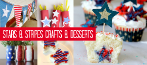 Stars & Stripes Crafts & Desserts