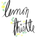Lemon Thistle