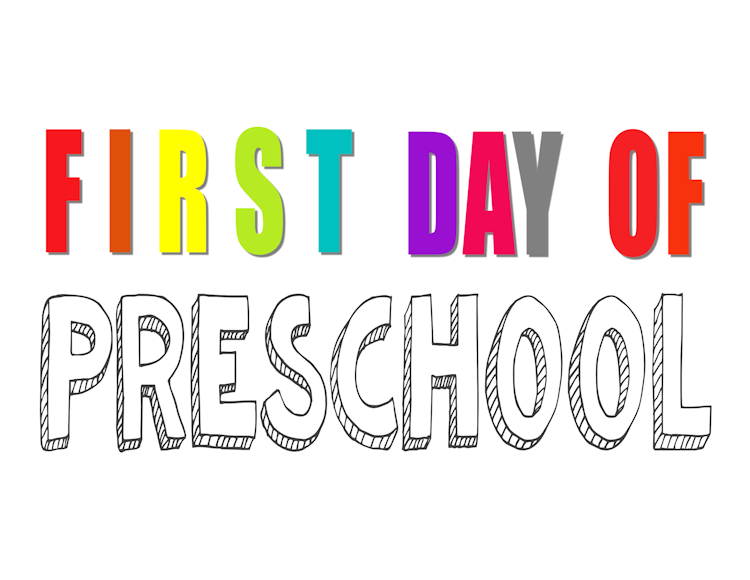 First Day of School-v2-Pre-K