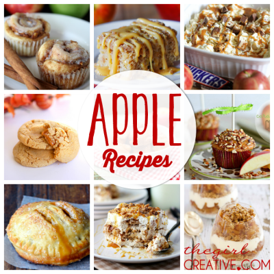The Most DELICIOUS Apple Recipes