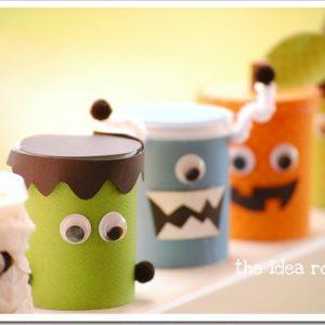 Hallowen Crafts-halloween play doh
