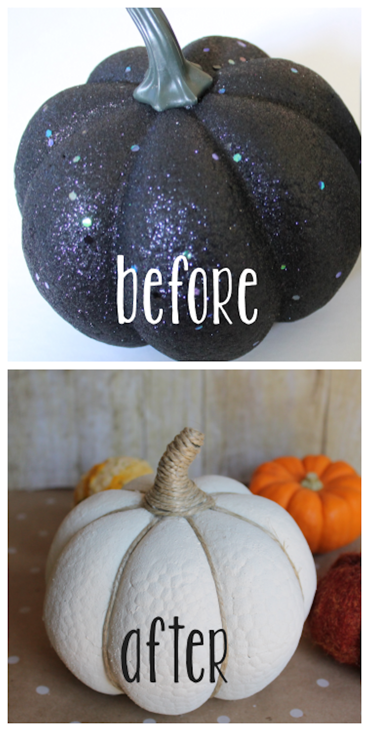 Pumpkin Before-After