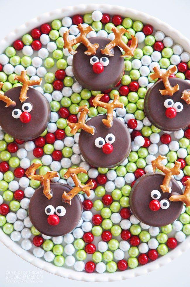 christmascookie-reindeeroreos