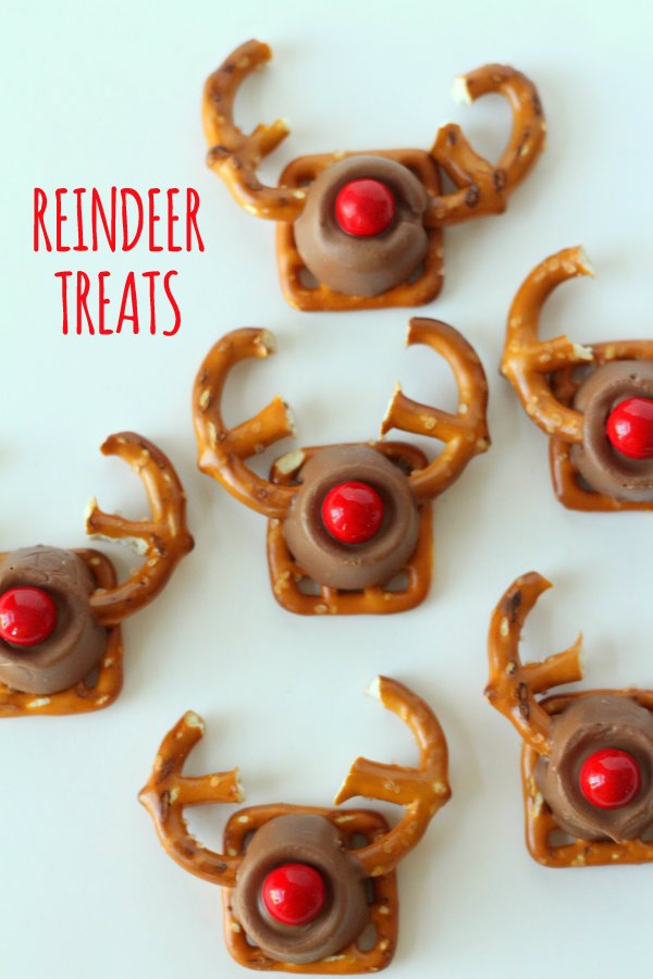 christmascookies-reindeer treats