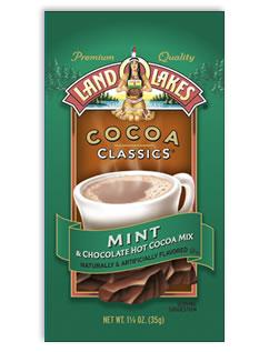 Land O Lakes Mint Hot Cocoa