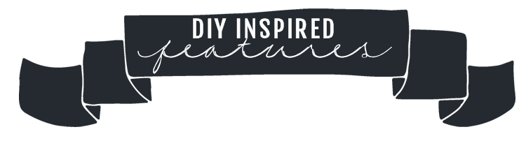DIY Inspired Features Banner