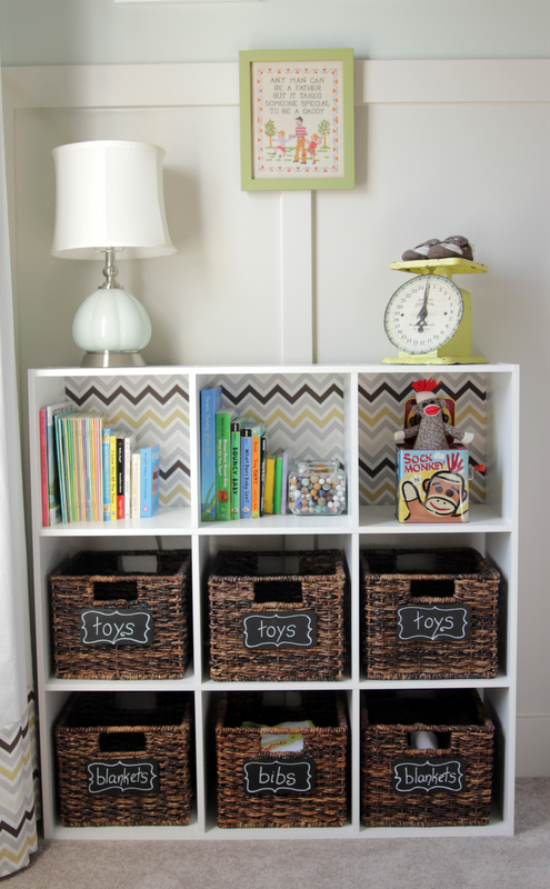 Basket Organization-decor fix