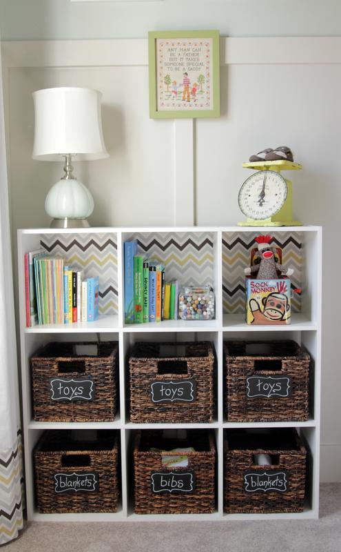 Basket Organization-decor fix