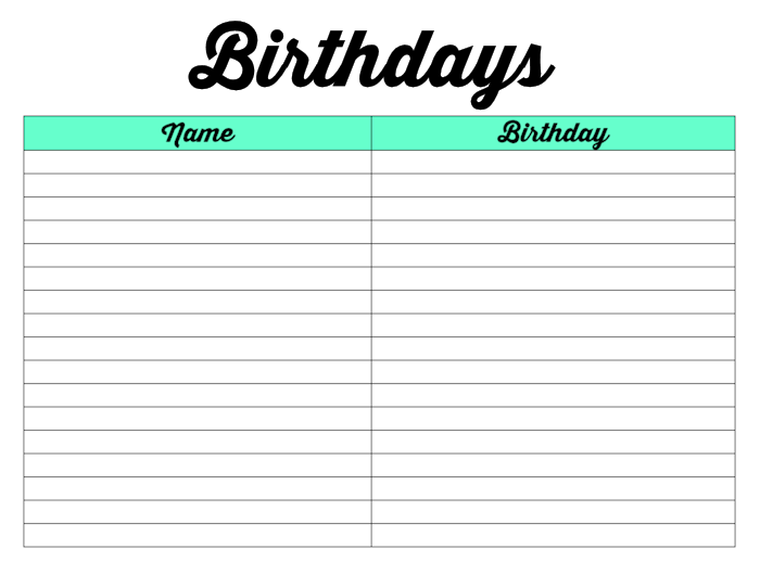 Family Binder-Birthdays-blog