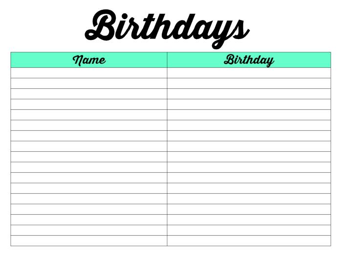 Family Binder-Birthdays-blog