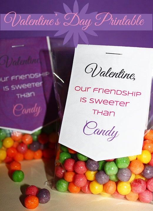 valentine crafts-printable treat bag-homemaking hacks