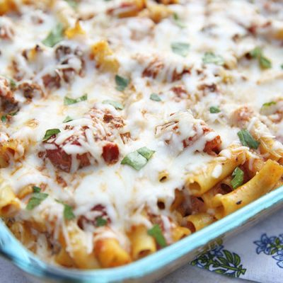 25 Delicious Pasta Recipes