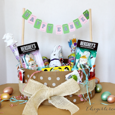 DIY Family Easter Basket