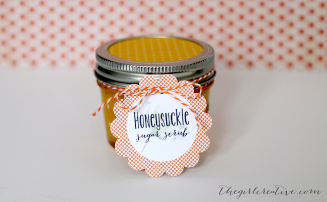 Honeysuckle Sugar Scrub-feature