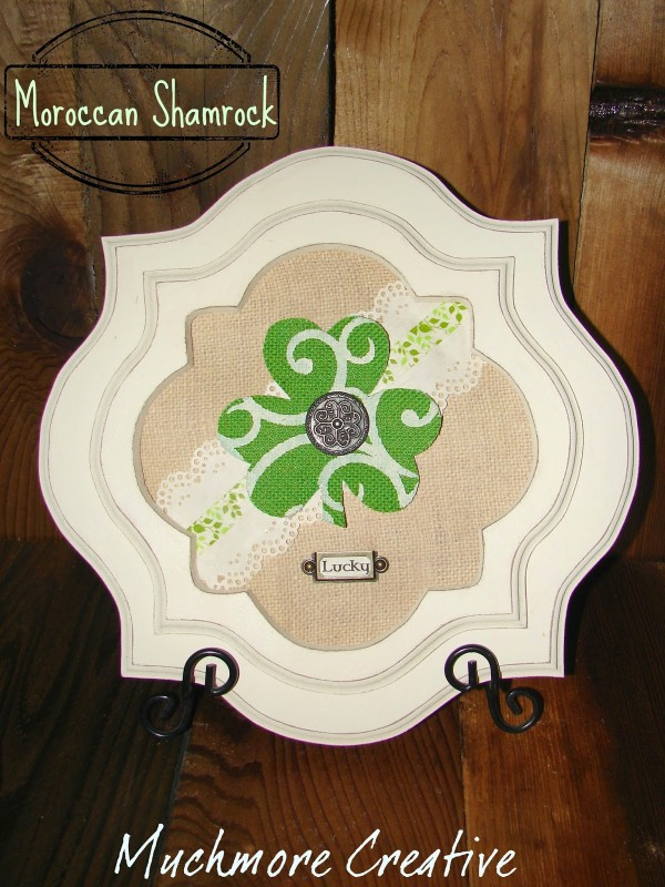 Morrocan Shamrock-much more creative