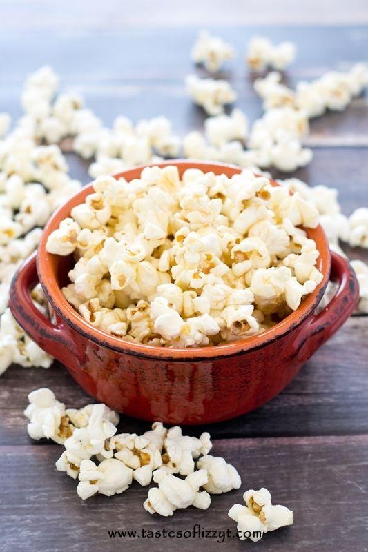 honey scotch popcorn-taste of lizzy t