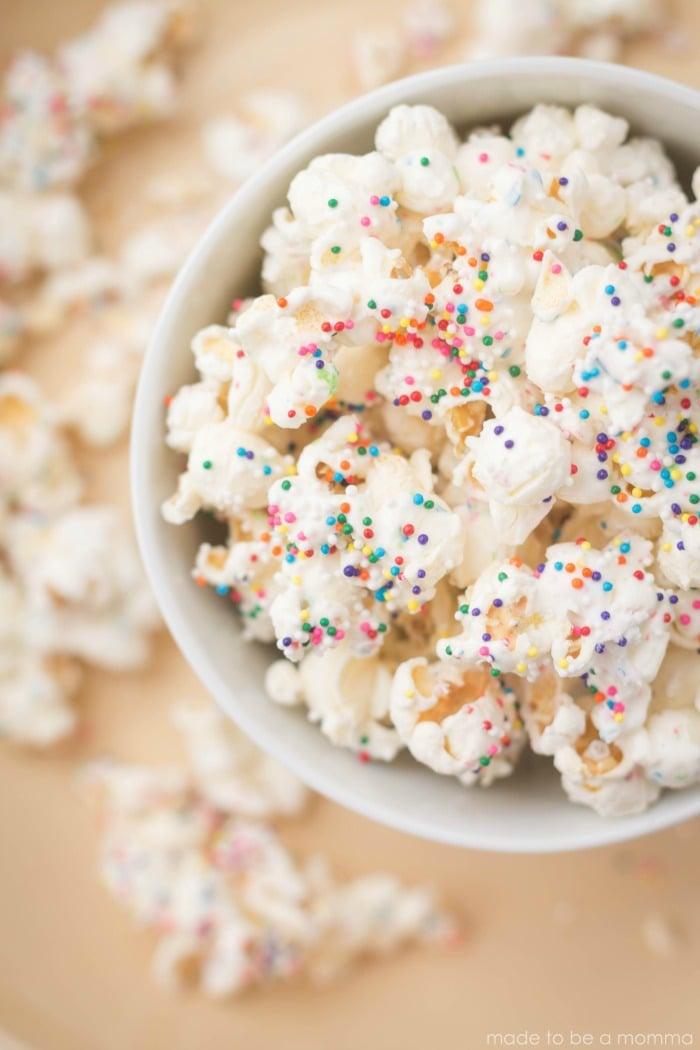 Popcorn Recipes The Girl Creative