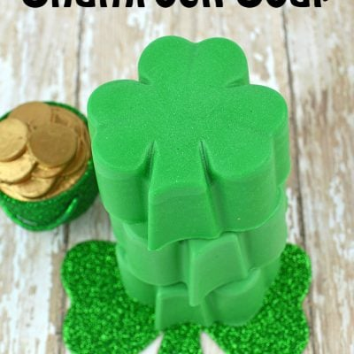 Rockin DIY {St. Patrick's Day Crafts}