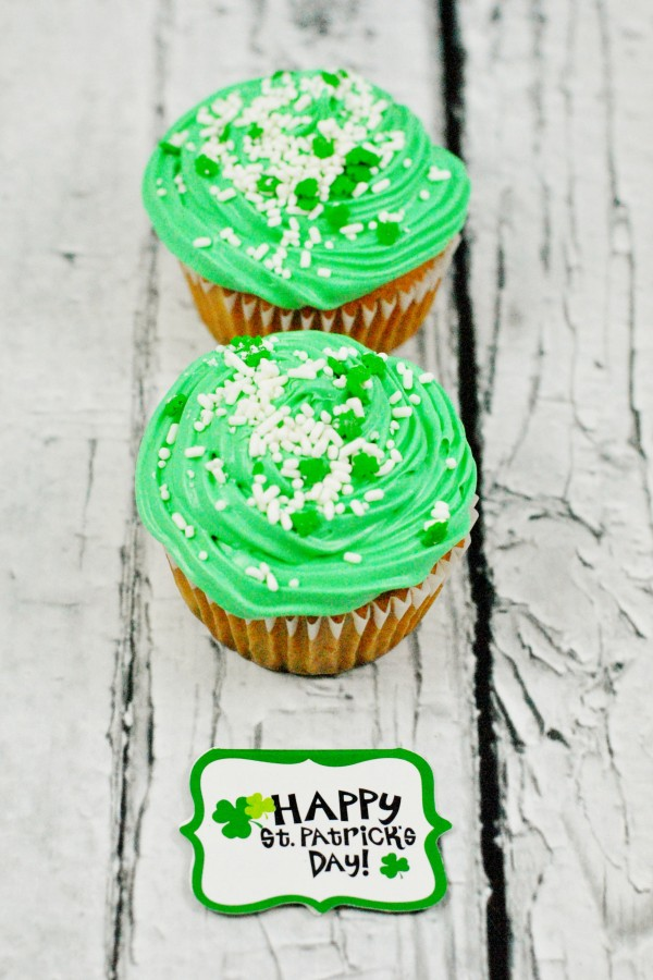 suprise inside cupcakes