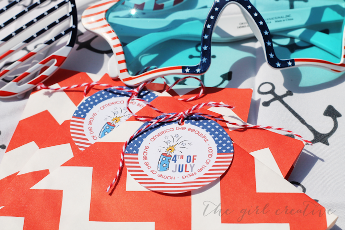 4th of July Tags and Lables-feature