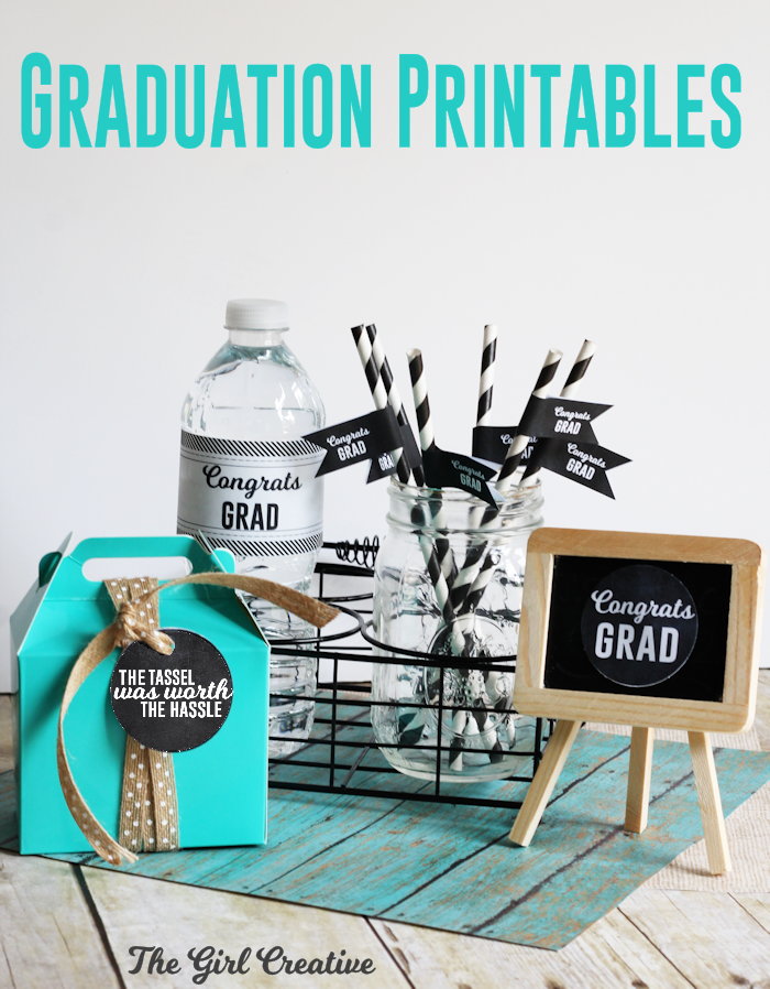 Graduation Printables-Hero