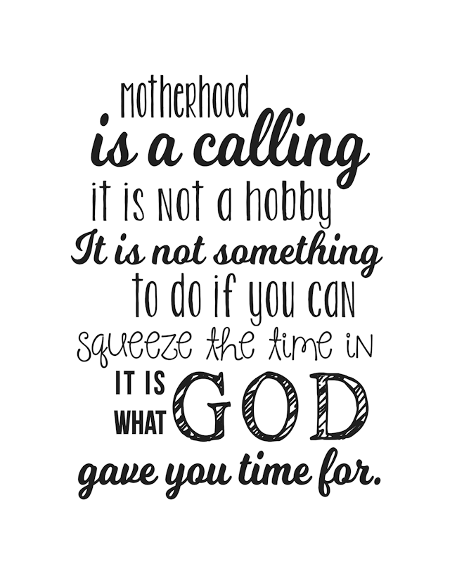Motherhood Quote-White-BLOG