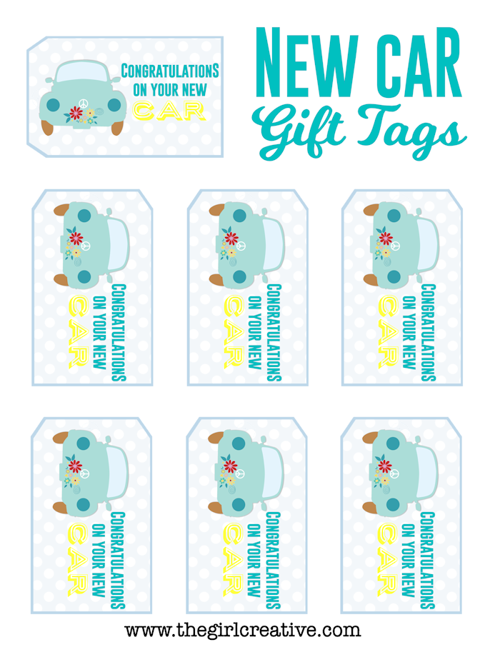 New Car Tags-full sheet-700px