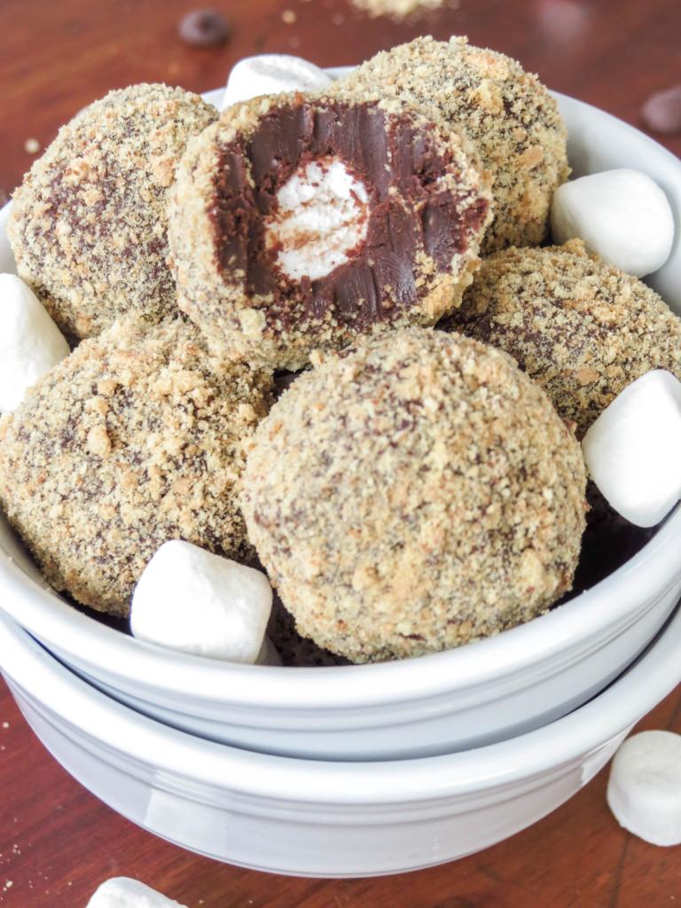 smores-truffles