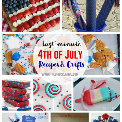 4th of July Recipes and Crafts | Party Features