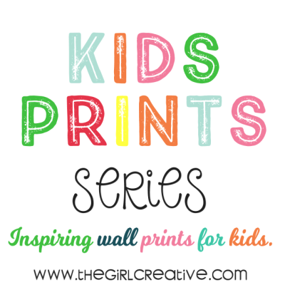 Introducing the Kids Prints Series