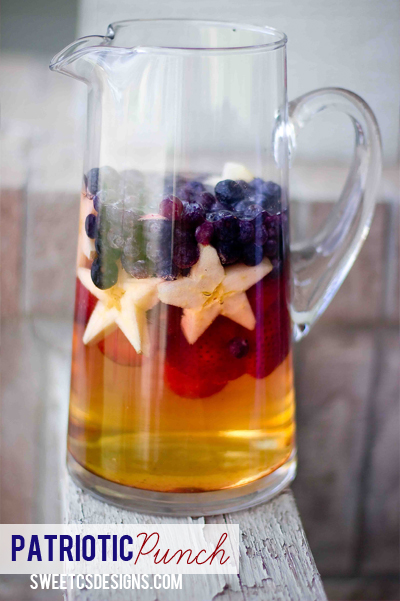 drinks-patriotic punch