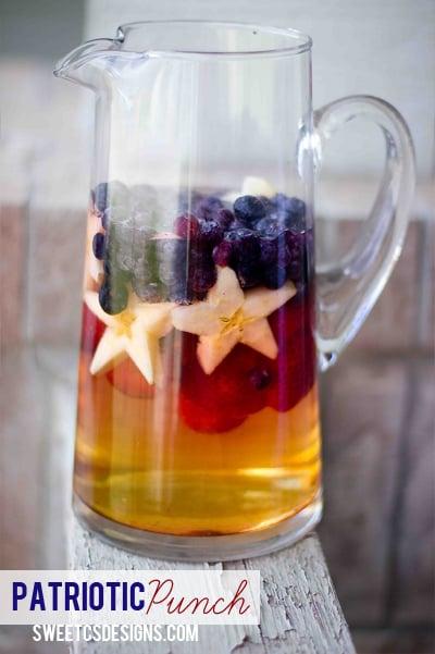 drinks-patriotic punch