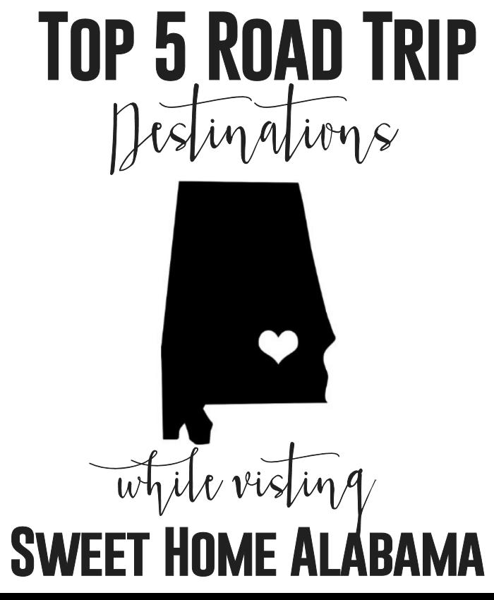Alabama Road Trip Hero