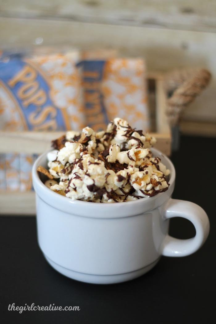 S'mores Popcorn - Hero2