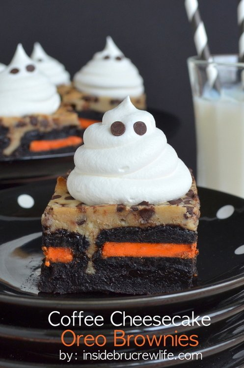 halloween - Coffee-Cheesecake-Oreo-Brownies-title-BRU CREW