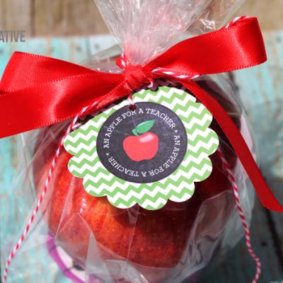 An Apple for A Teacher