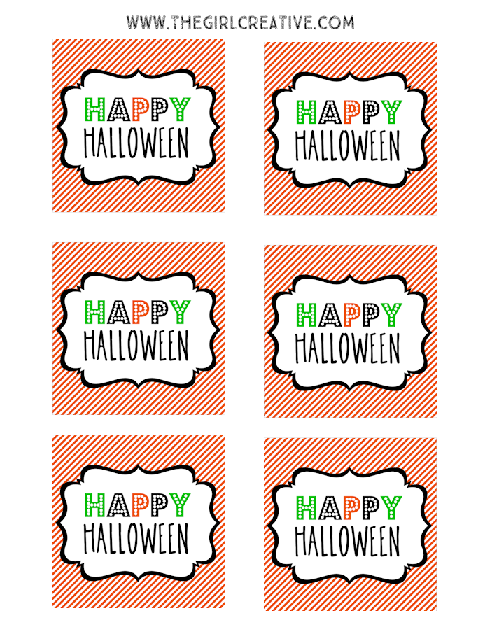 Happy Halloween Tags