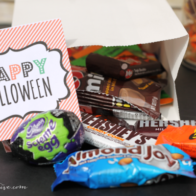 Halloween Goody Bags