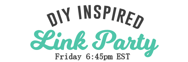 Be Inspired Link Party | May 6