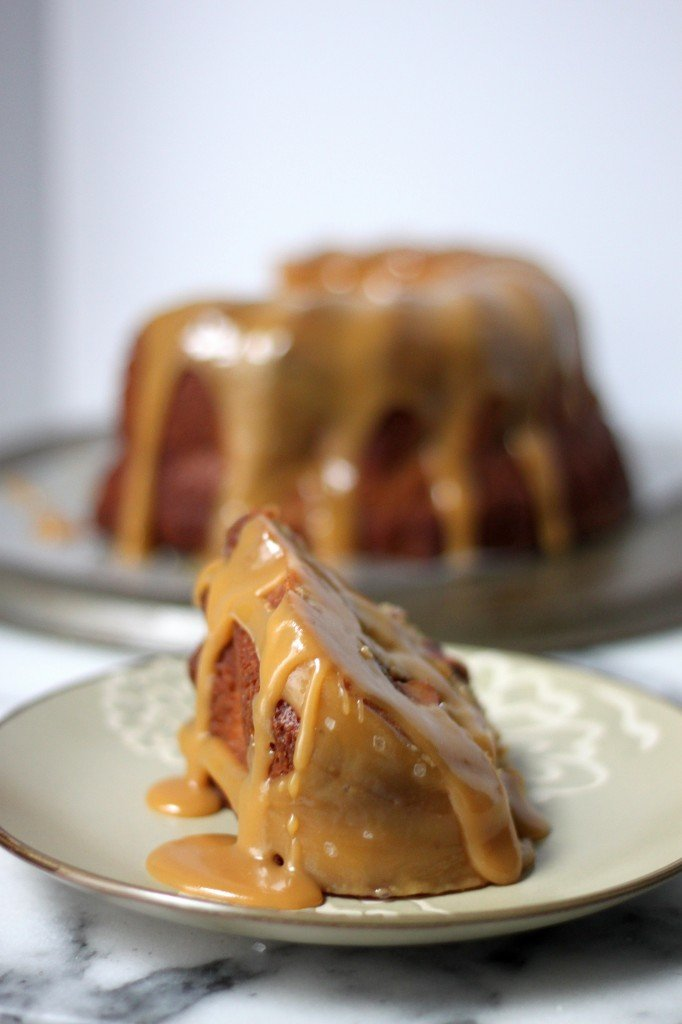 Baker By Nature Brown Butter Apple Bundt Cake