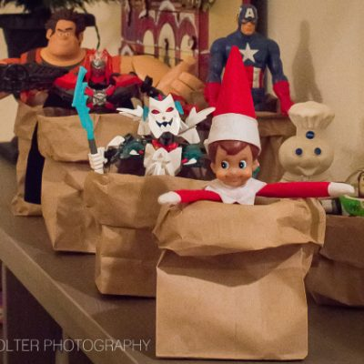 Hilarious Elf on the Shelf Ideas