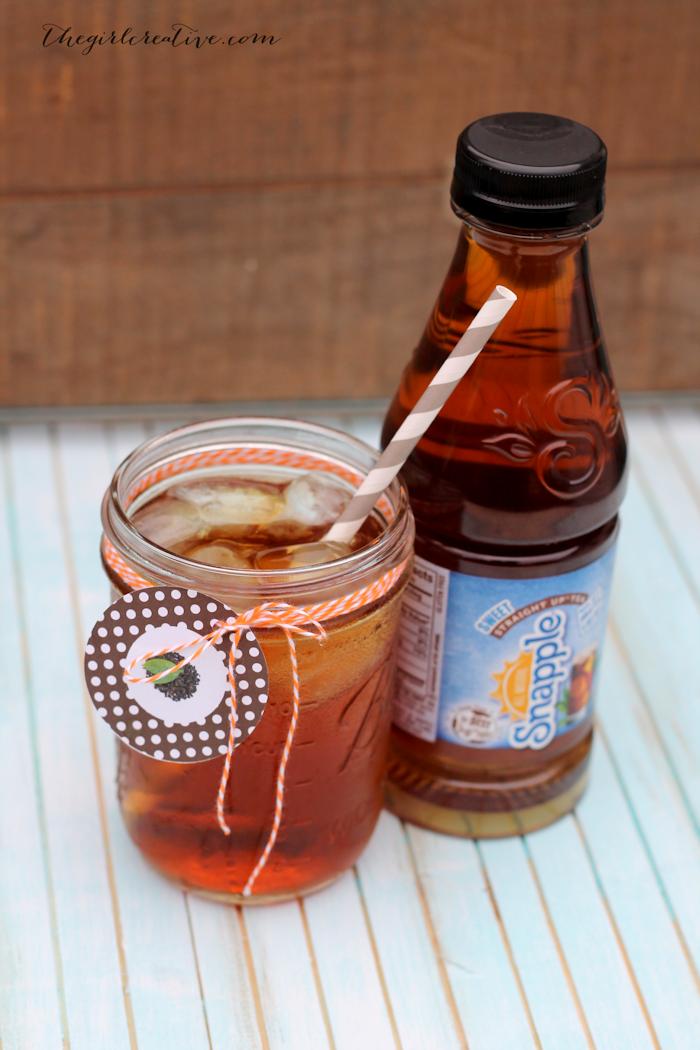 Snapple Straight Up Tea-content2