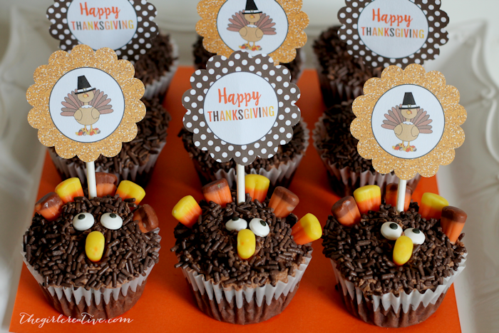 Turkey Cupcakes-content1-feature