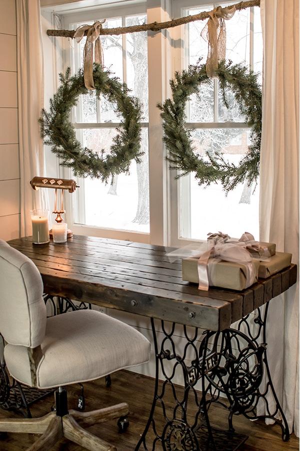 Rustic DIY Wreaths