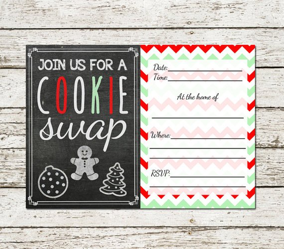 cookie swap-invite-chalkboard