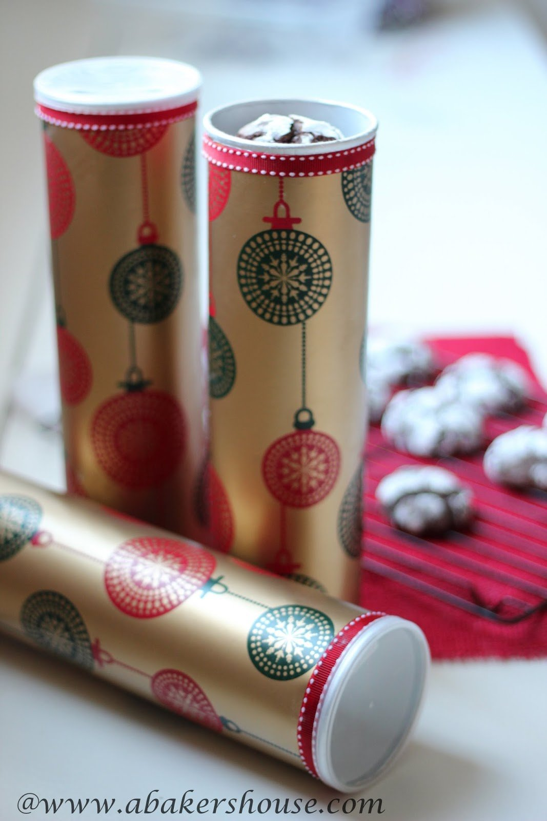 cookie swap-wrapping-pringles